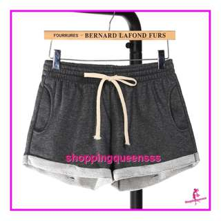 Sexy Lingerie Sleepwear Nightwear Panties Pajamas Underwear Jogging Short Pants QDK112-4