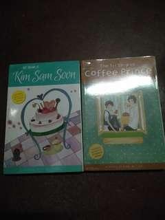 Kimchi Press: The 1st Shop of Coffee Prince & My Name Is Kim Sam Soon
