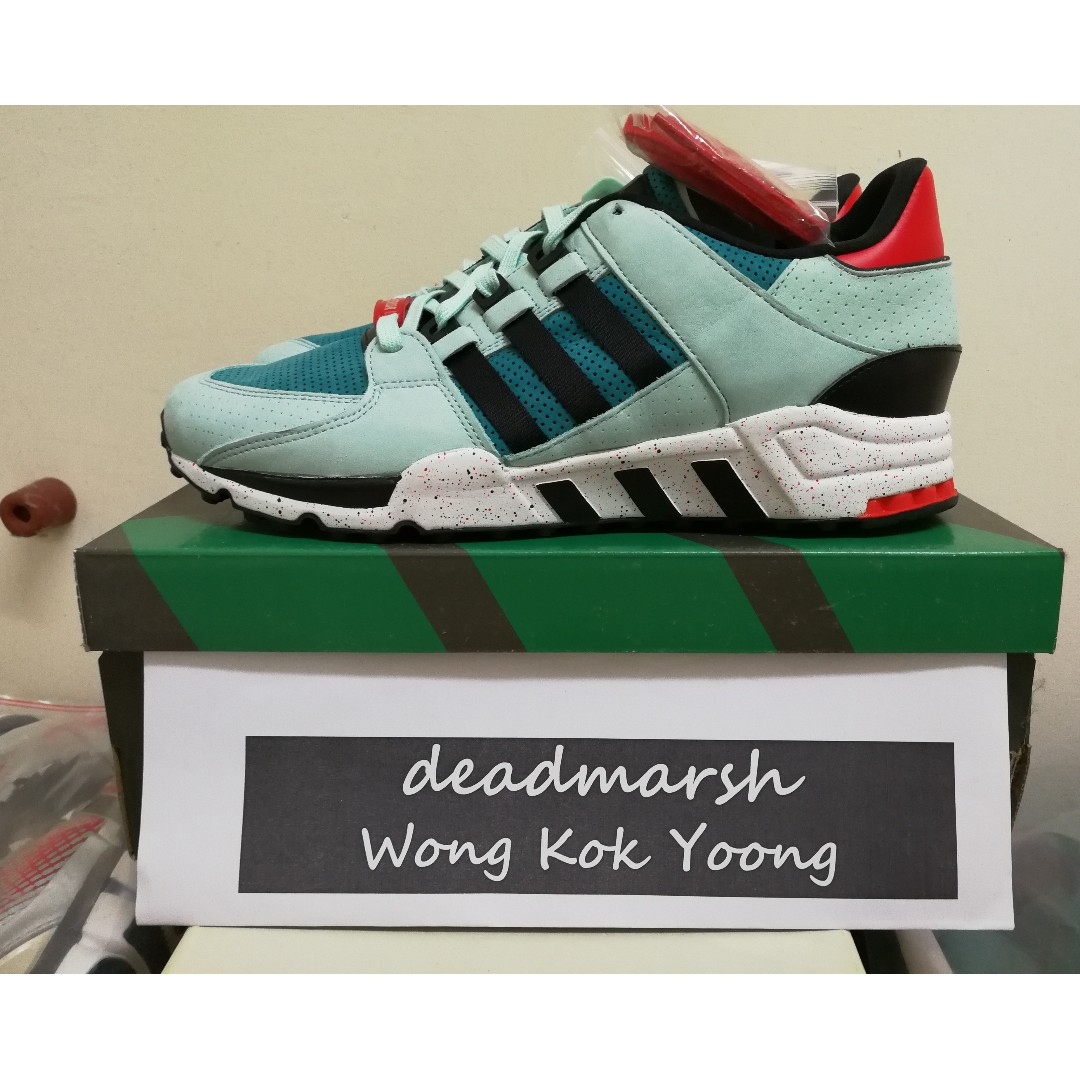 info for 608e0 e0969 Adidas EQT Support Consortium - BAIT (Big Apple)   US10, Men s ...