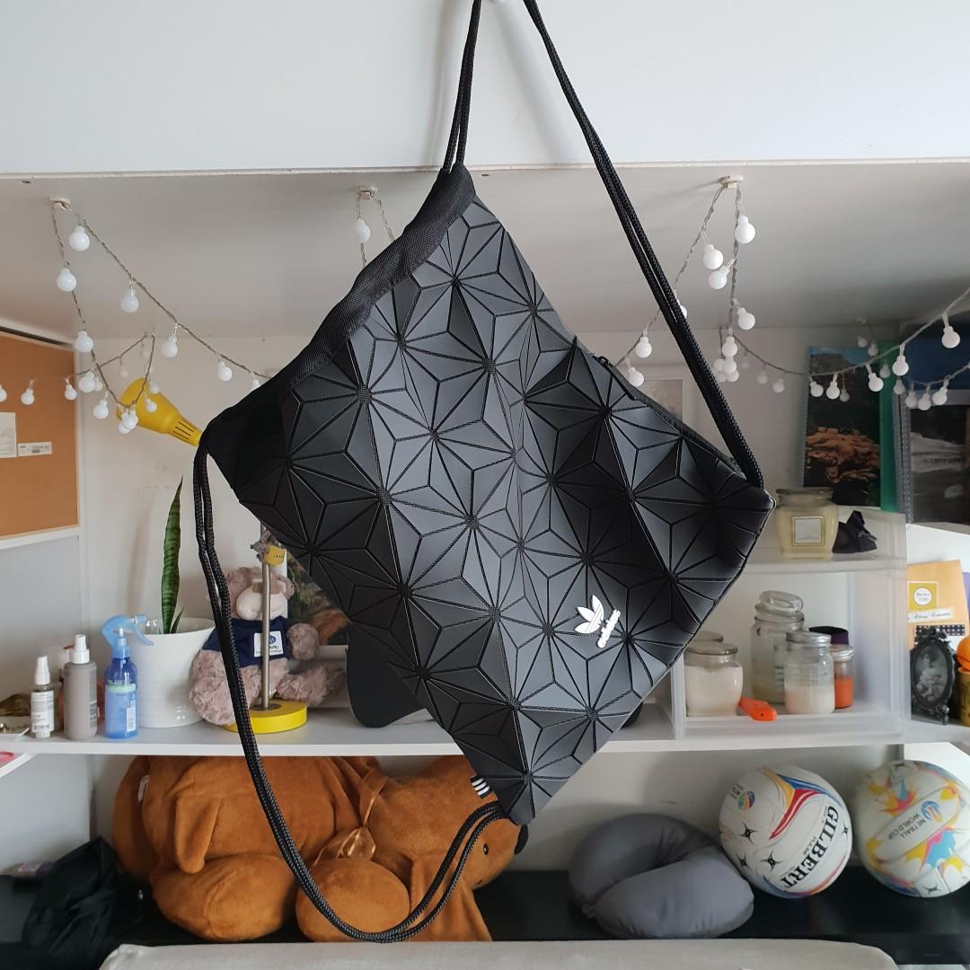 70bd0c753950 Adidas x Issey Miyake baobao drawstring bag