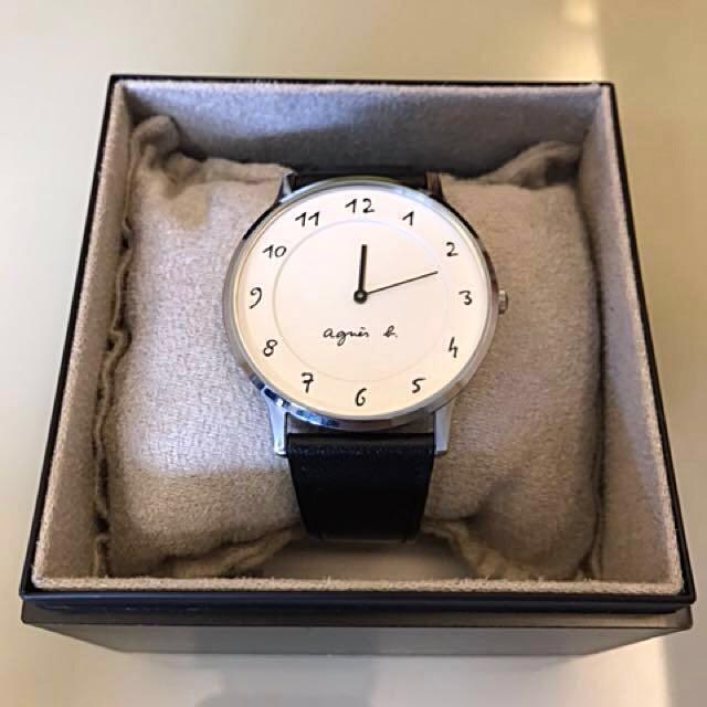 reputable site b6e66 f9acf agnes b. watch unisex 簡約時計 手錶 agnes b🇫🇷APC MHL DW Daniel Wellington