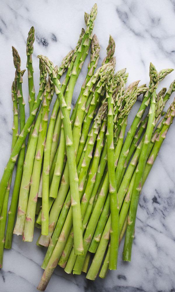Picture of Live Asparagus aka Asparagus officinalis Vegetables Plant Fit 1 Gallon Pot
