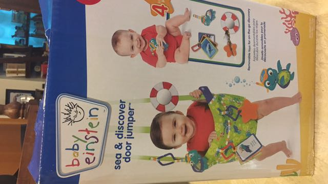 10e91fd77 Reduced Price!!!!!Brand NEW!!! Baby Einstein Sea and Discover Door ...
