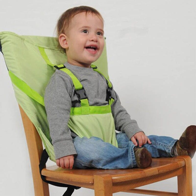 Lower Price with Bnib Sack N Seat The Original Portable High Chair Red Colour Toddler Safety High Chairs