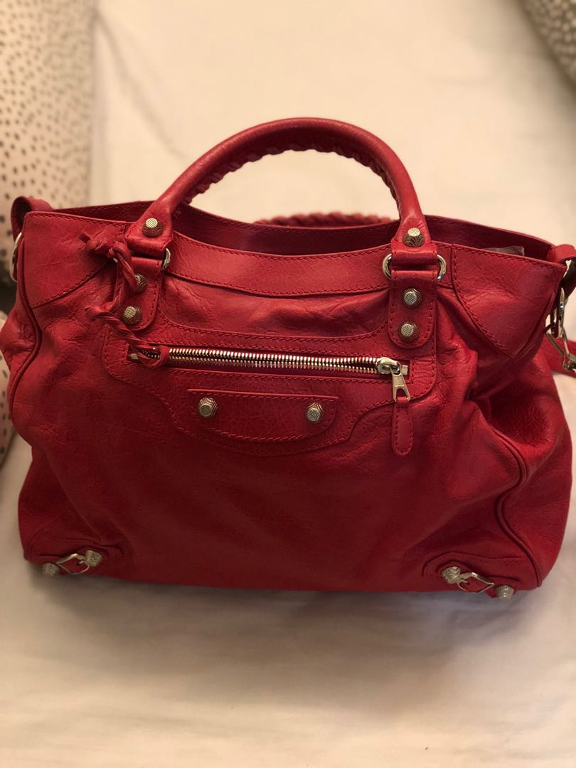 850e084803 Balenciaga bag - hardly used, not more than 8 times, Luxury, Bags ...