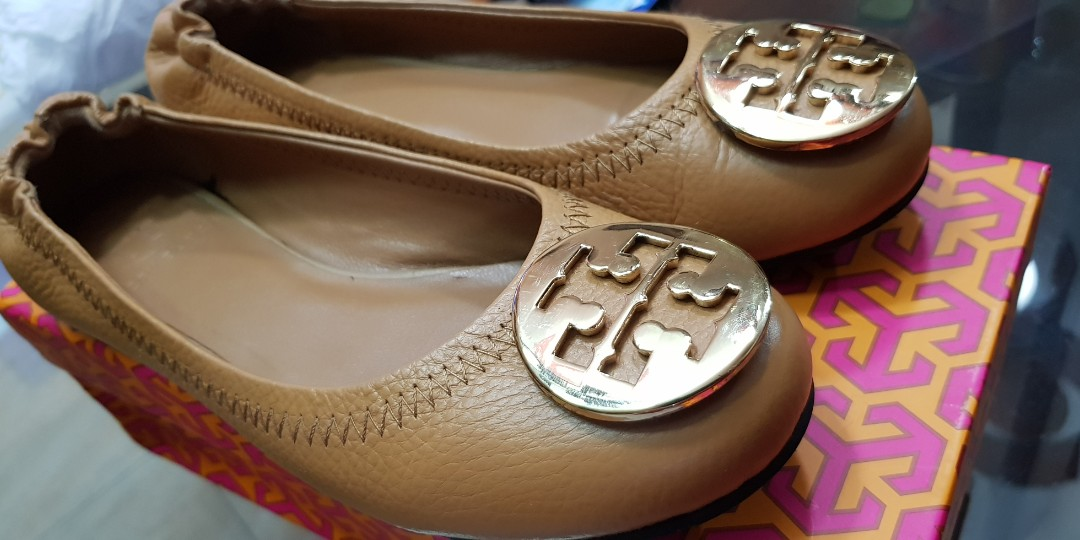 a206523e1bf Barely Used Authentic Tory Burch Shoes Sz 6.6