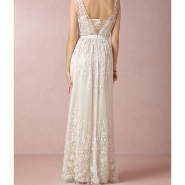 BHLDN Catherine Deane Sian Design Wedding Dress, Women\'s Fashion on ...