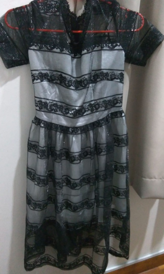 008159d89c1 Brand new black lace dress