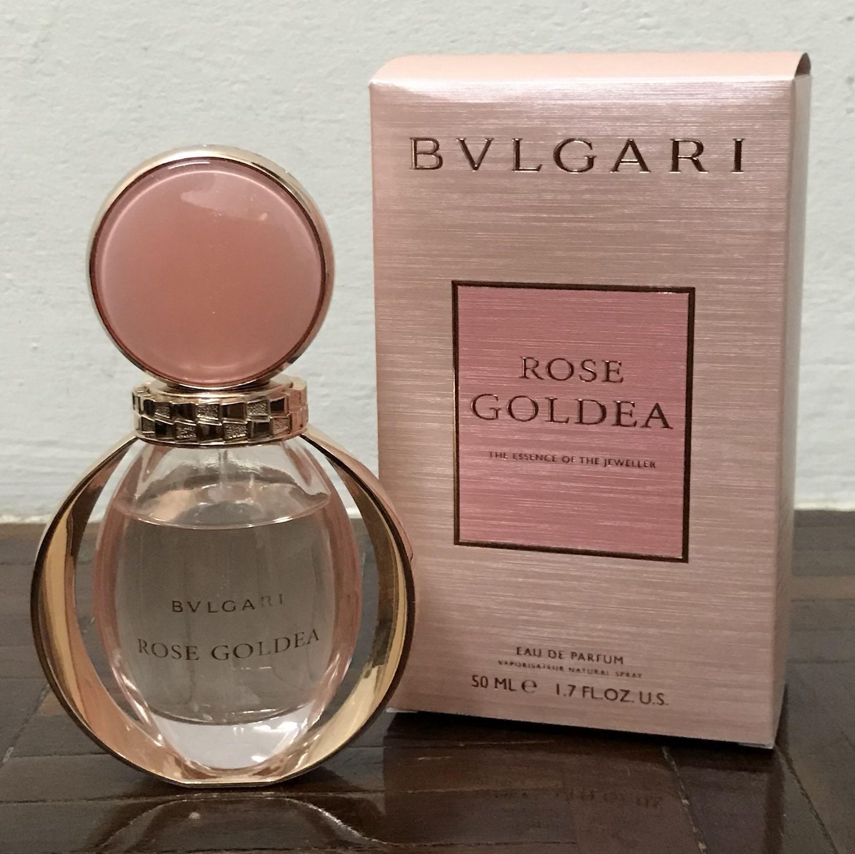 d0ffb5559bf Bvlgari Rose Goldea 50ml