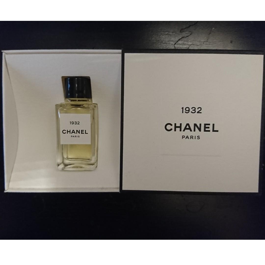 fef76a48425 Chanel Les Exclusifs de Chanel 1932 Extrait 淡香水Eau de Toilette ...