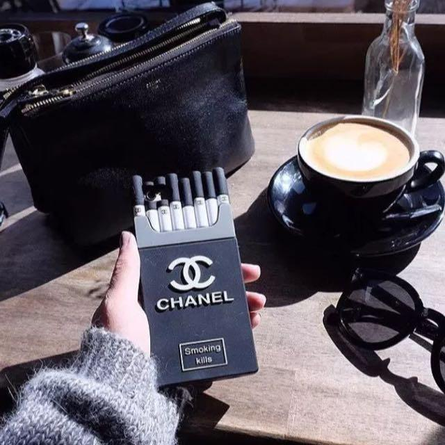 best service e5d3f 0cfbf Chanel Smoking Kills Cigarette iPhone 7/iPhone 7 Plus Case ...