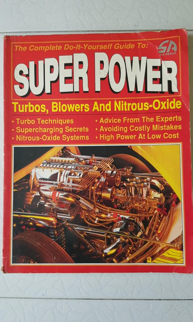 Complete DIY Guide to Super Power
