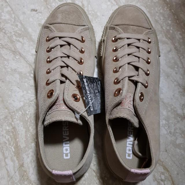 Converse x Office Suede Sneakers, Women