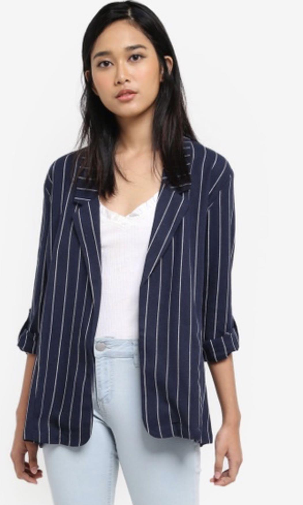 e4210151d Cotton on deconstructed soft blazer