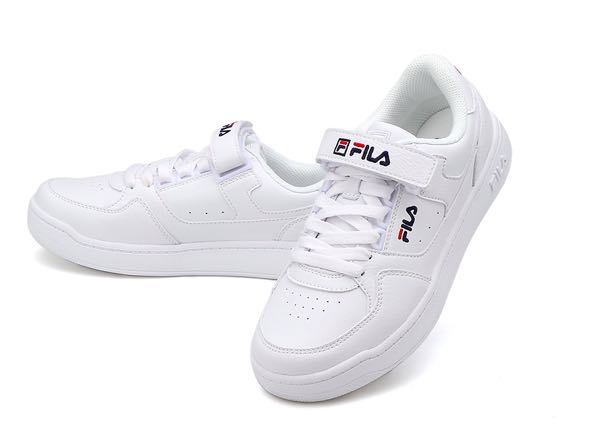 Fila Veltrap Full White FS1SIA1080X Shoes 57784f8951d