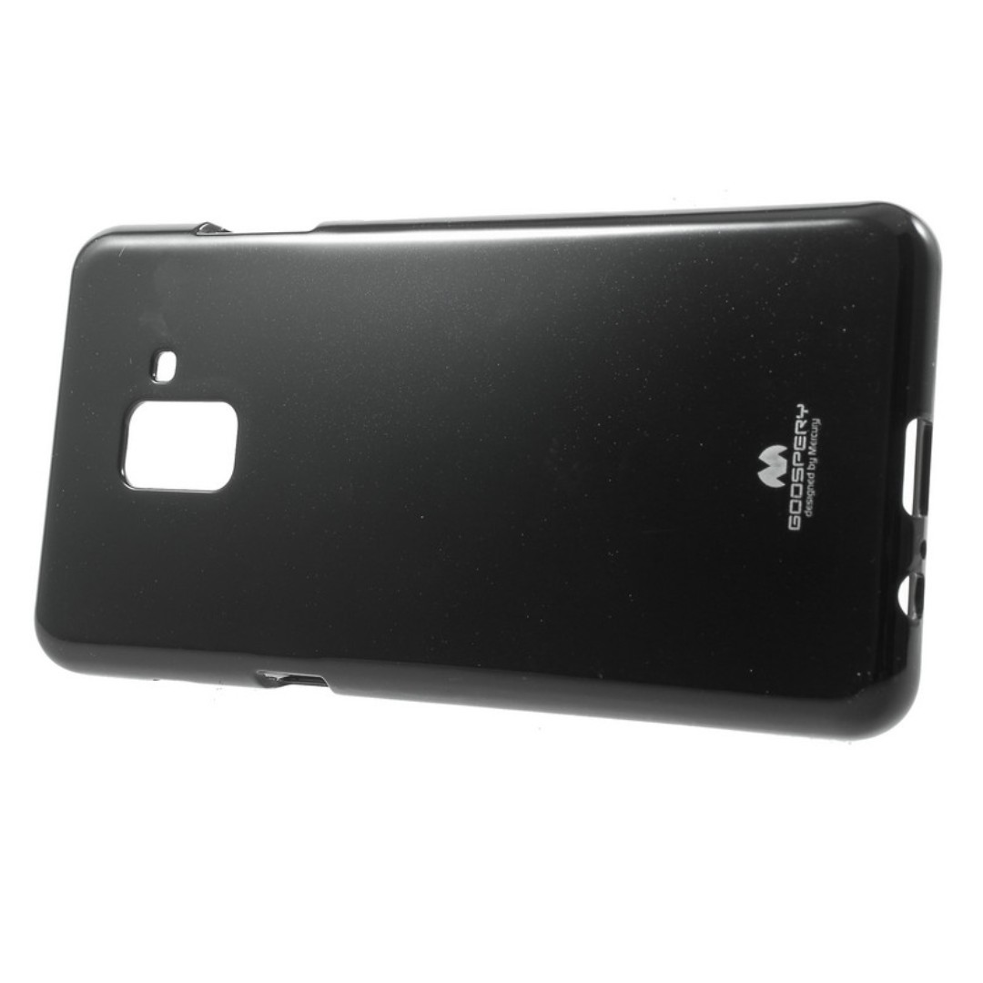 Goospery Samsung A8 2018 Jelly Case Authentic Mobiles Tablets Iphone 6 6s Pearl Black Share This Listing