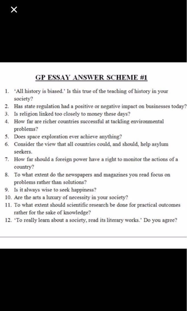 High School Essay Format  Essays On Health also Essay Vs Paper H General Paper Essay Outlines And Analysis Animal Testing Essay Thesis