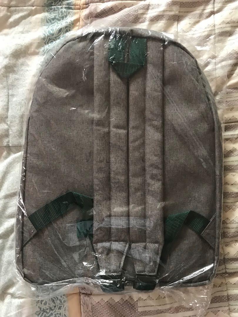 3a1954178c Heineken school casual bagpack not nike adidas
