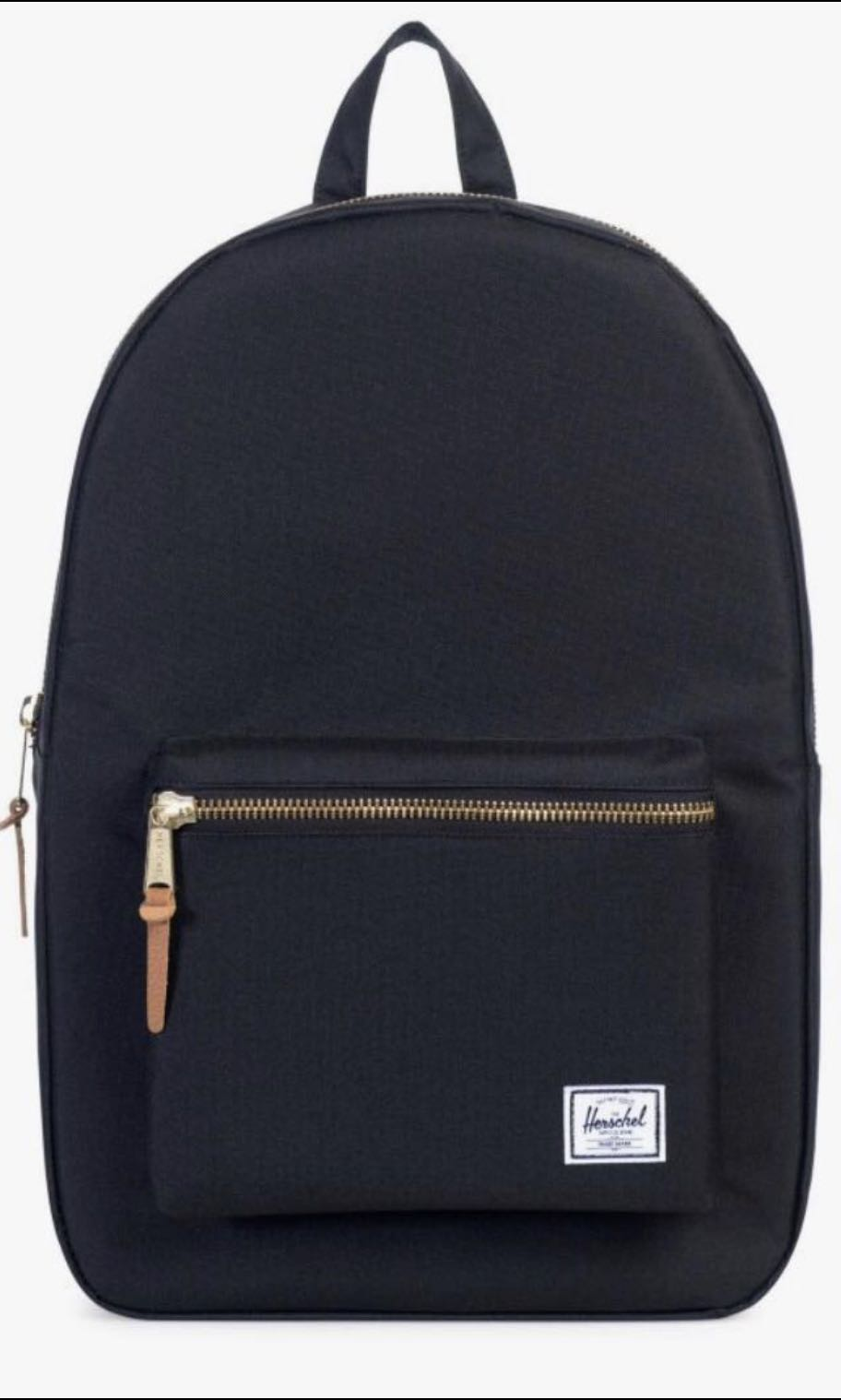 a8766072401 Herschel Settlement backpack - Black