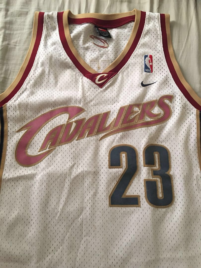 4b71dab2ff044 australia lebron james rookie no. 23 jersey sports athletic sports clothing  on carousell 3d72d 3e71d