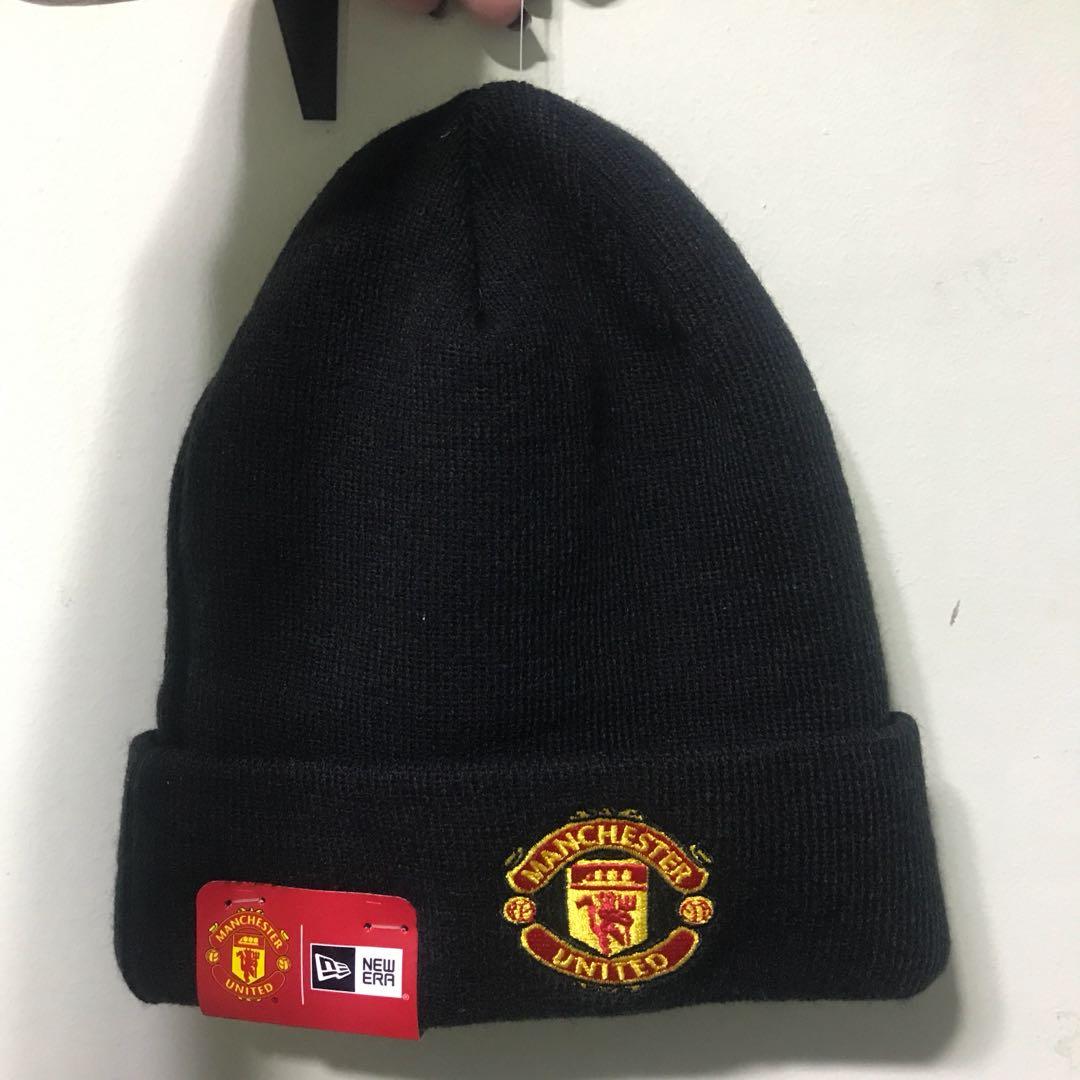 Manchester United Beanie   Cap ae08a663113