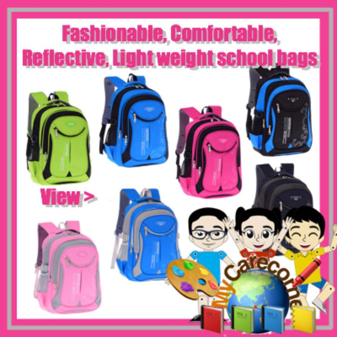 6a54649429 New Fashion High Quality Children School Bags Backpacks Brand Design ...