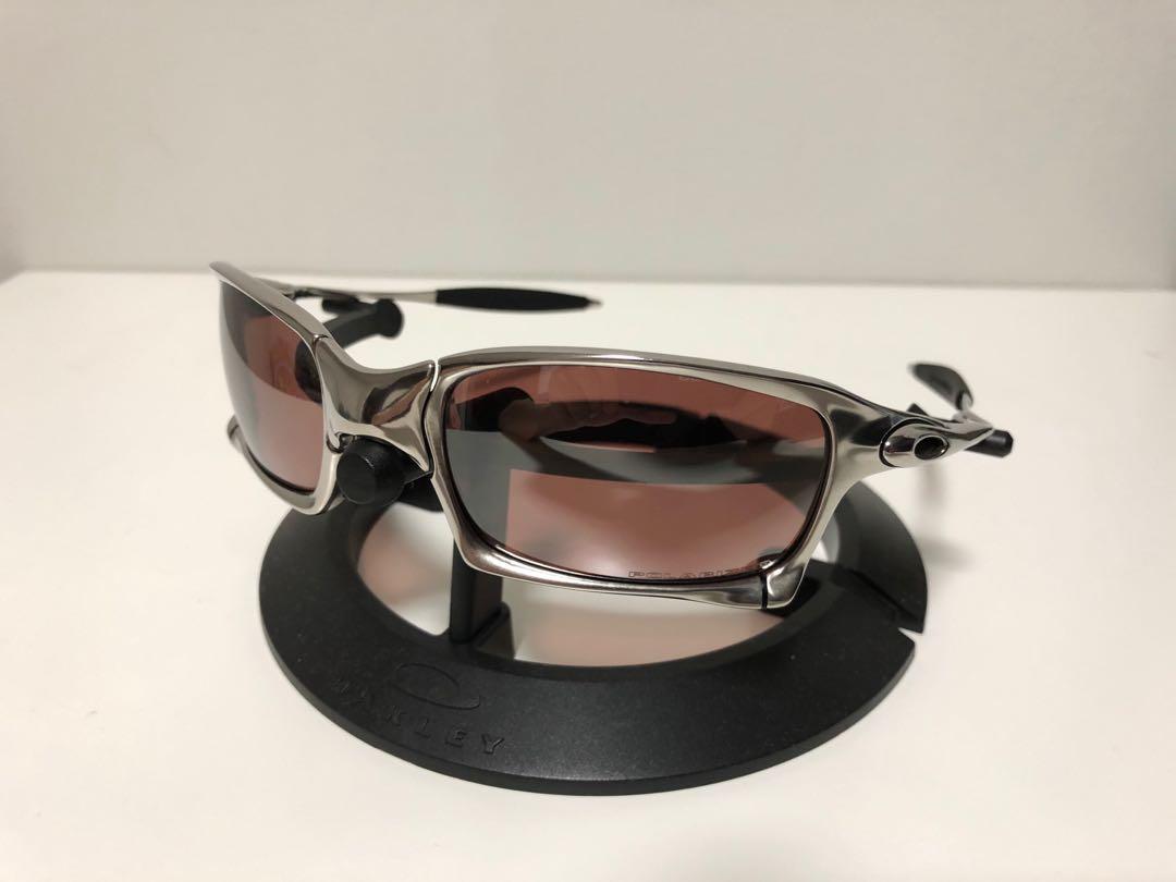 0f99f368080 Oakley X-Squared Polished w VR28 Black Iridium Polarized (BNIB ...