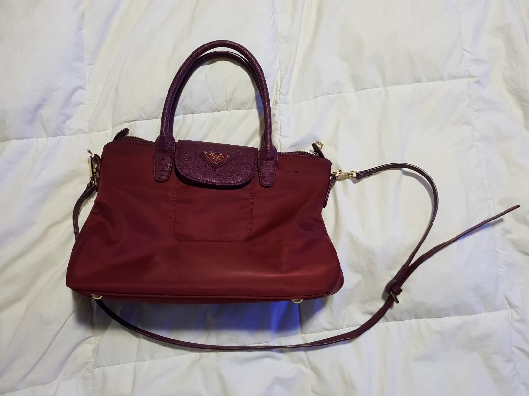cb4f456b85d PRADA bag, Women s Fashion, Bags   Wallets on Carousell
