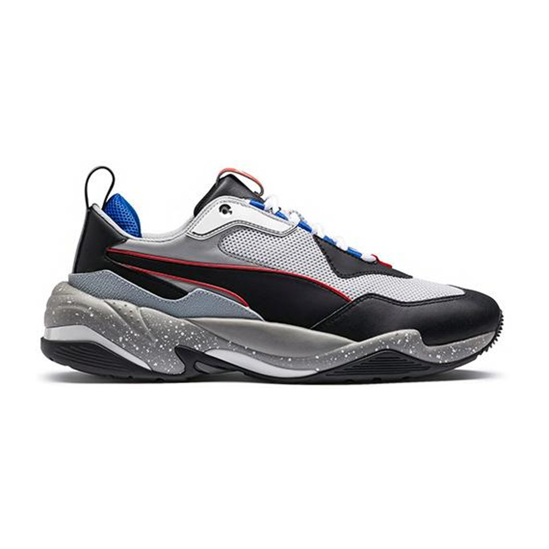 Preorder) Puma Thunder Electric Grey Violet Black 382ce5692