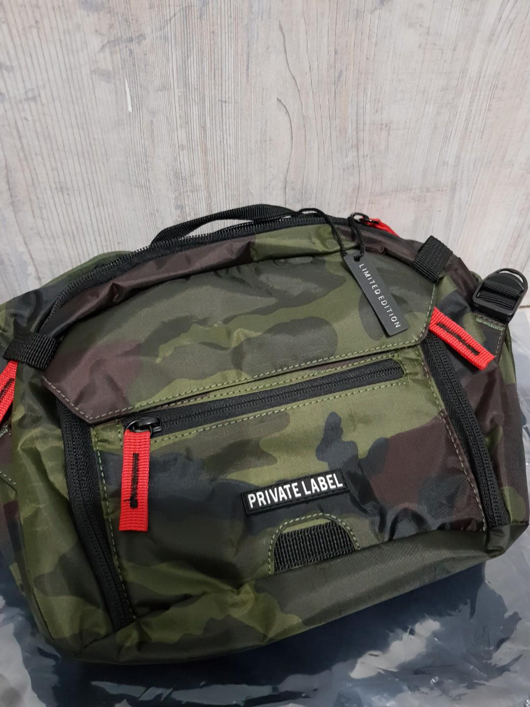 It is an image of Inventive Private Label Waist Bag