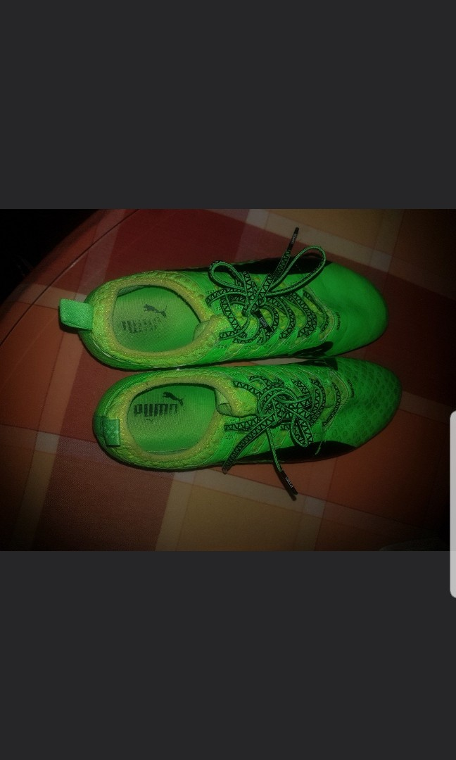 591f0fb71 Puma EVOpower vigor 1 (first grade !!), Men's Fashion, Footwear, Boots on  Carousell
