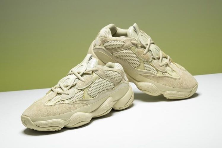 huge selection of e61e0 80a4e Adidas Yeezy 500 Supermoon Yellow
