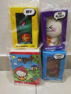 Mcd Toys RM8 for each
