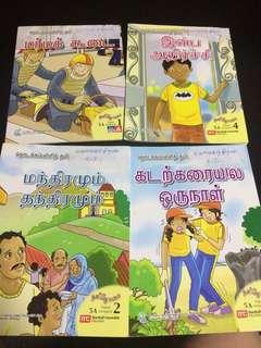 Marshall cavendish Tamil readers