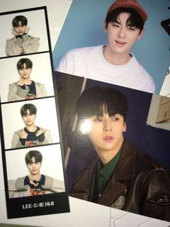Wanna one photo essay 大輝 旼泫 daehwi minhyun photo