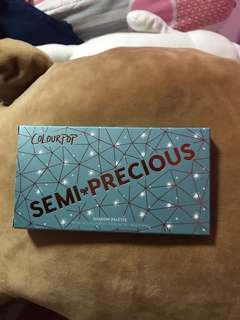 LIMITED Colourpop Semi-Precious Palette