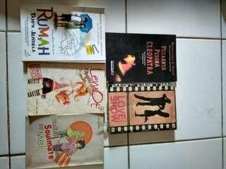 5 buku 50000