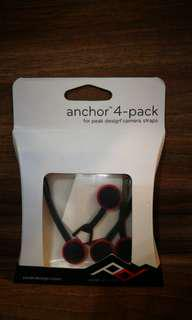 Peak design anchor pack.of 4