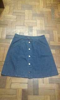 Bench Denim Skirt