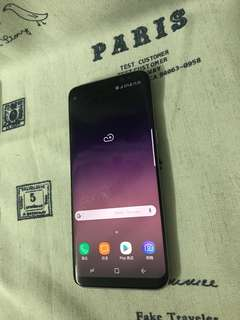 99%new Samsung Galaxy S8 64GB (9500)
