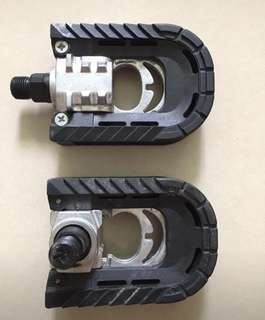 Foldable Bicycle Pedal
