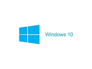 Windows 10 32/64 Bit