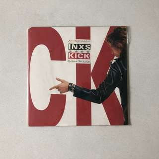 INXS Kick LP - Limited Tour Edition