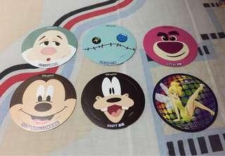 迪士尼貼紙 (包郵)