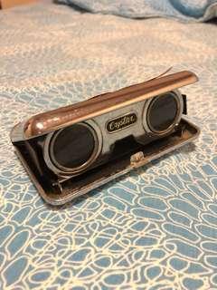 Crystar Lens 古董望遠鏡 Vintage Opera Glasses Telescope