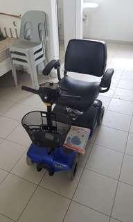 Freerider Motorised Wheelchair