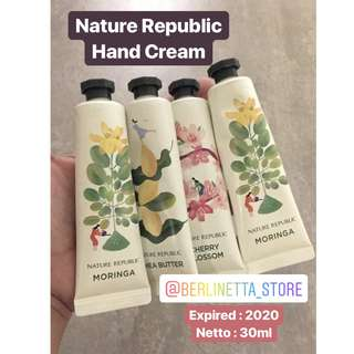 Nature Republic Handcream 30ml