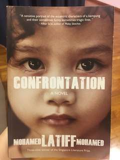 [BN] Confrontation - a novel by Mohamed Latiff Mohamed