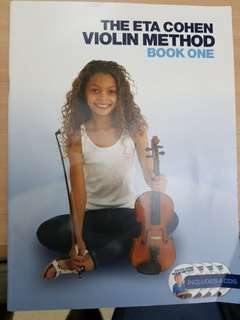 The Eta Cohen Violin Method Book One