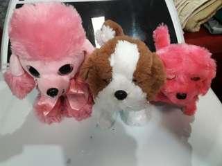 Dog stuff toys